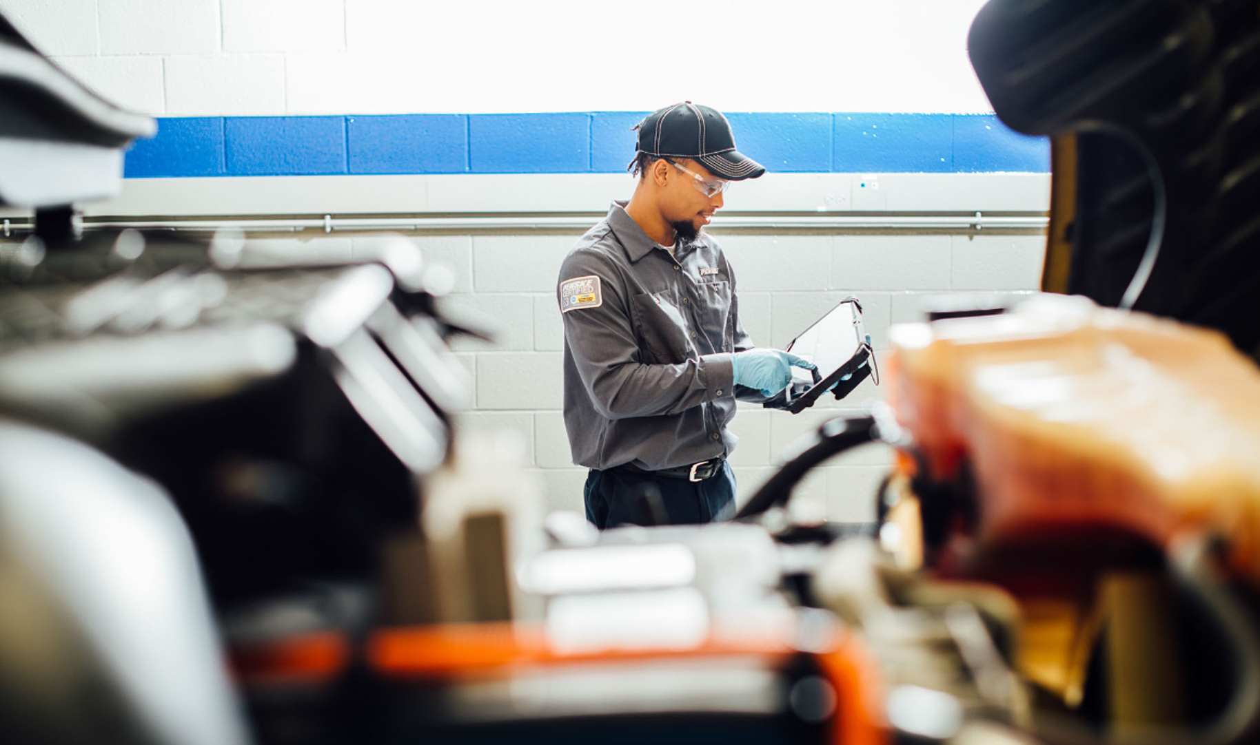 Penske Continues to Support the Skilled Trades