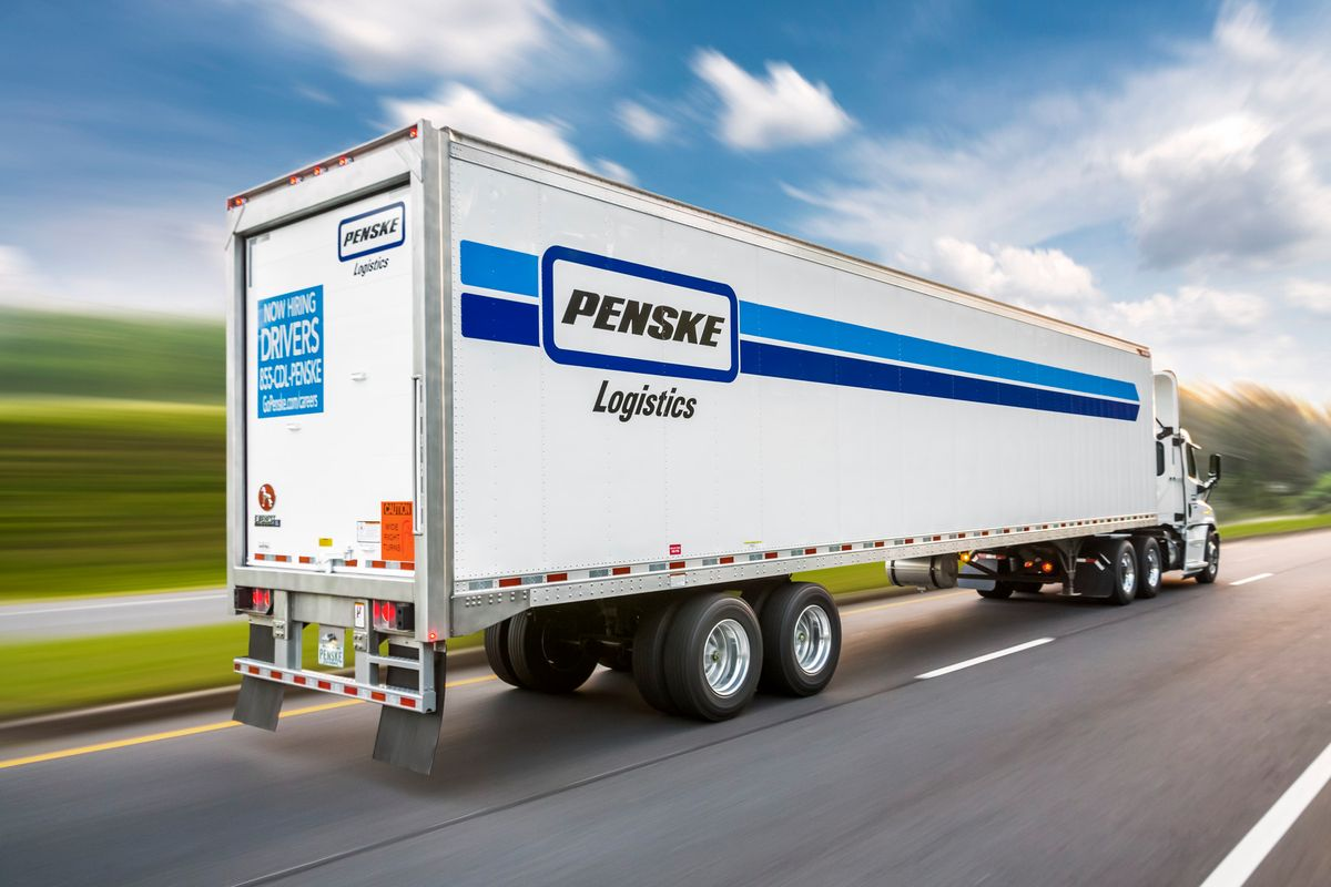 Penske Logistics Recognized 44 Truck Drivers for Safe Driving