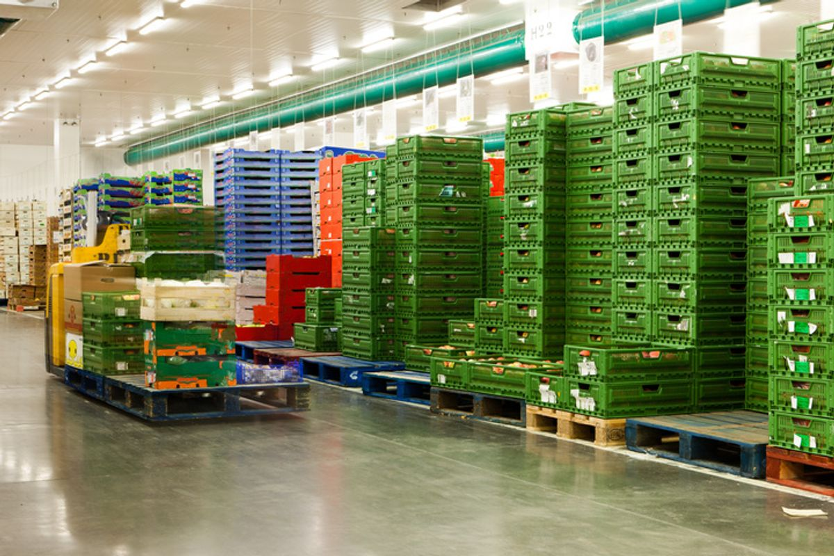 Report Shows Cold Storage Space as a Hot Commodity in U.S.