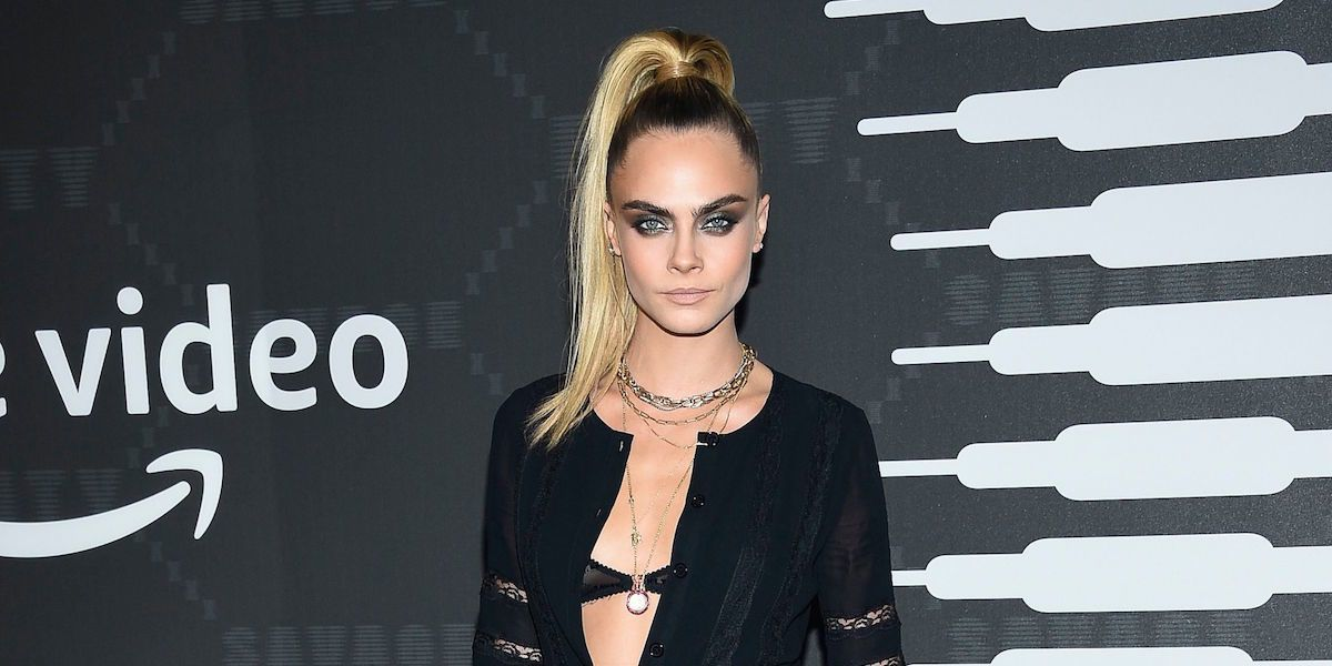 Cara Delevingne Collaborated With Balmain And Puma On Boxing-Themed Collection