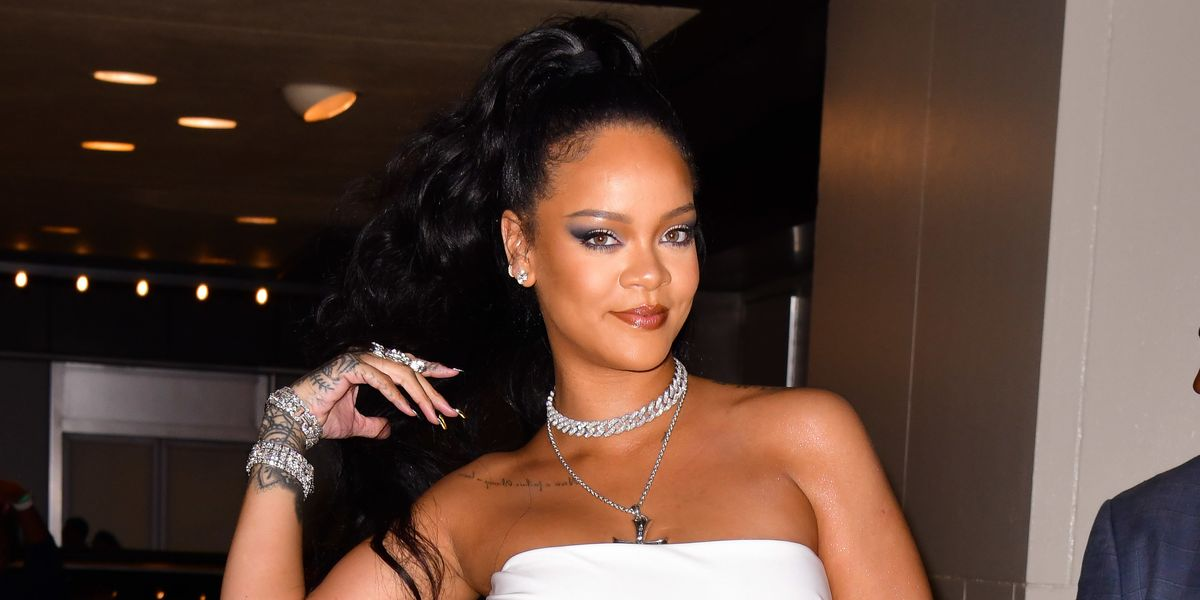Rihanna Didn't Mind Anna Wintour Asking Her If She'd Have a Kid