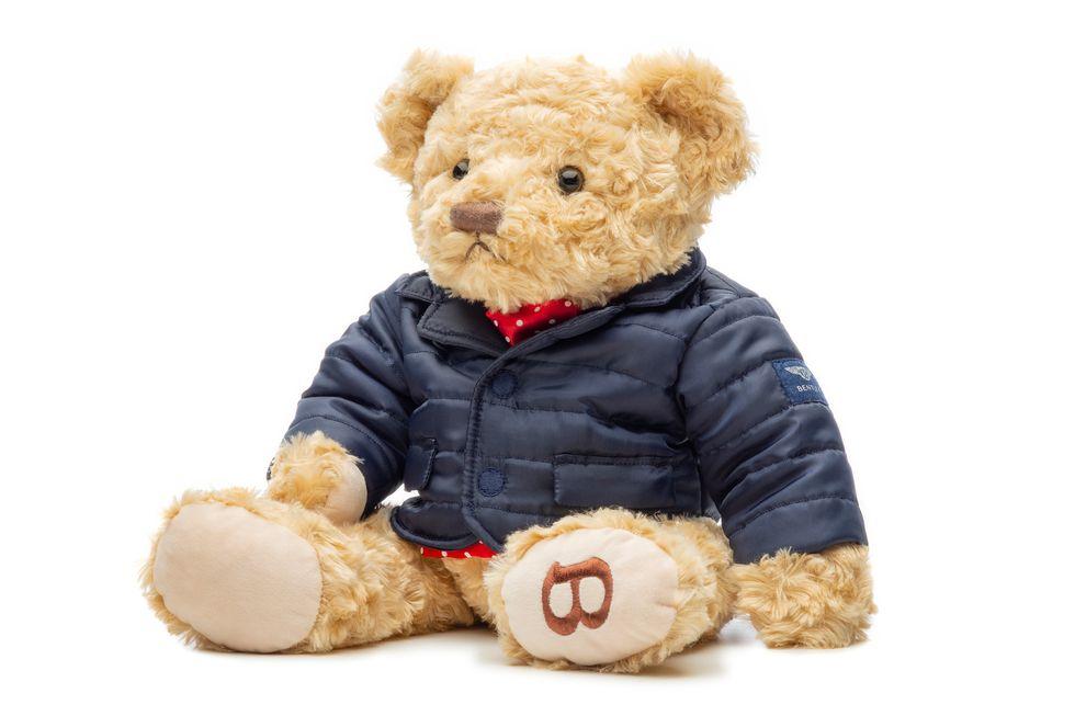 Birkin Teddy Bear Bentley Collection