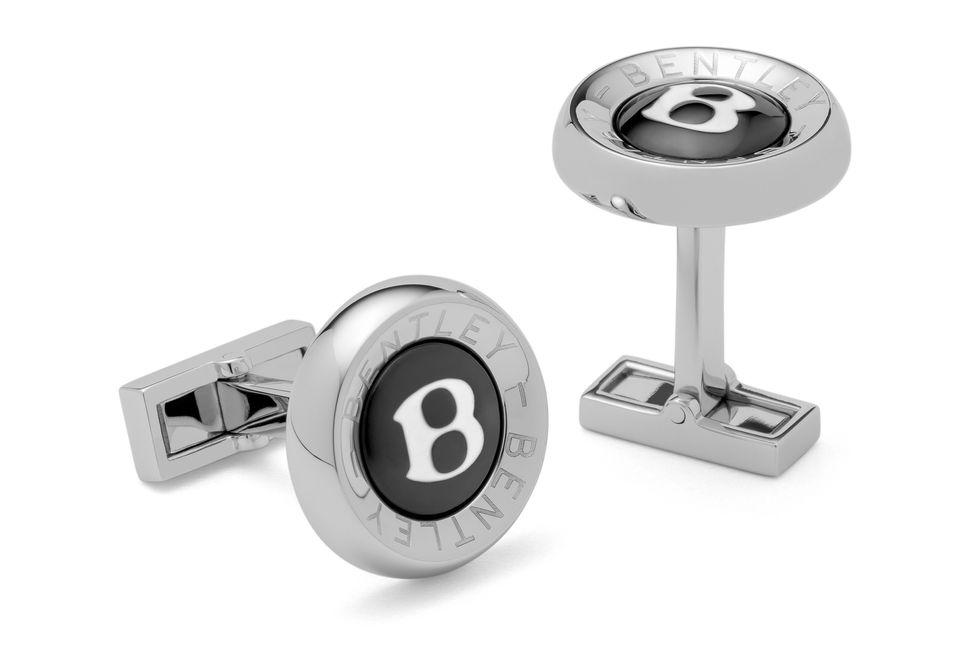Bentley 'B' Cufflinks Collection