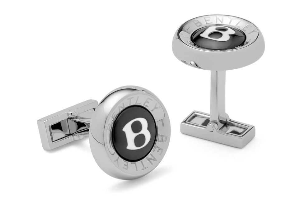 Bentley 'B' Cufflinks Collection