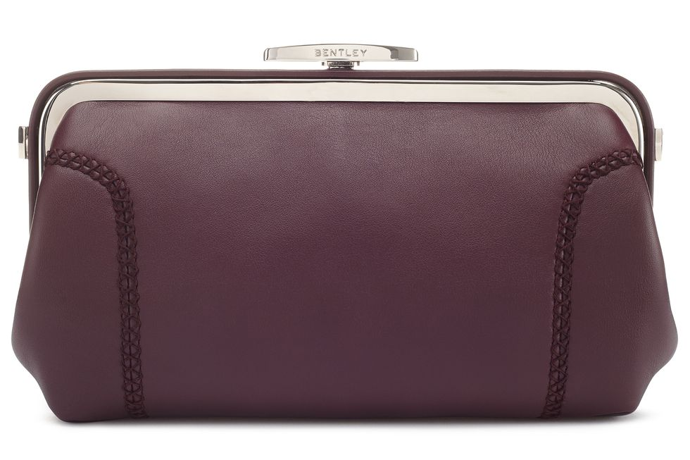 The Bentley Collection Diana B Clutch