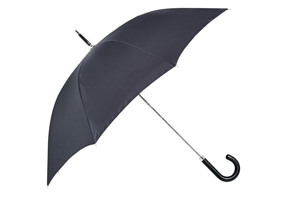 Crooked Handle Classic Umbrella Bentley Collection