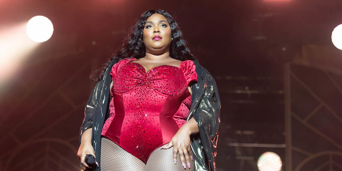 "Lizzo Has Been Accused Of Plagiarizing ""Truth Hurts"" Lyrics Again"