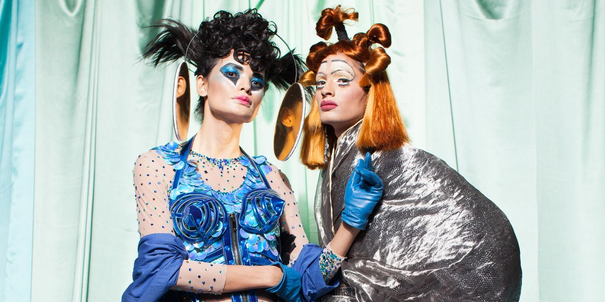 Inside India's First of Its Kind Drag Show