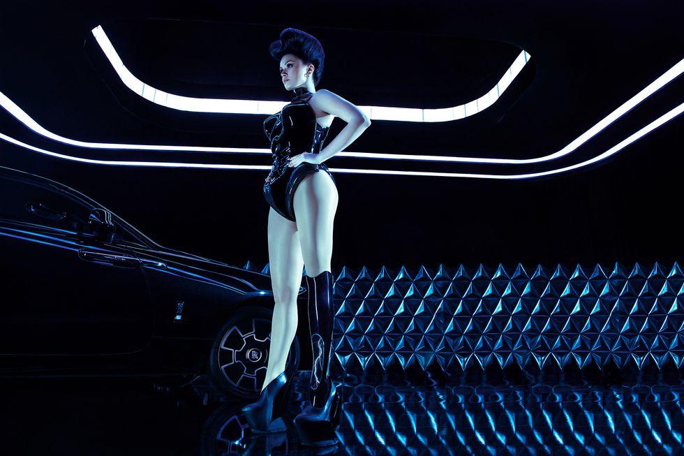 Rolls-Royce Viktoria Modesta