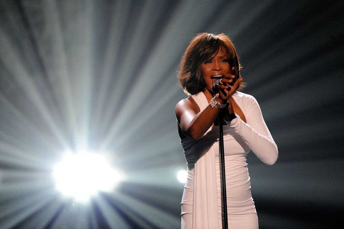 Whitney Houston Nominated for 2020's Rock Hall of Fame