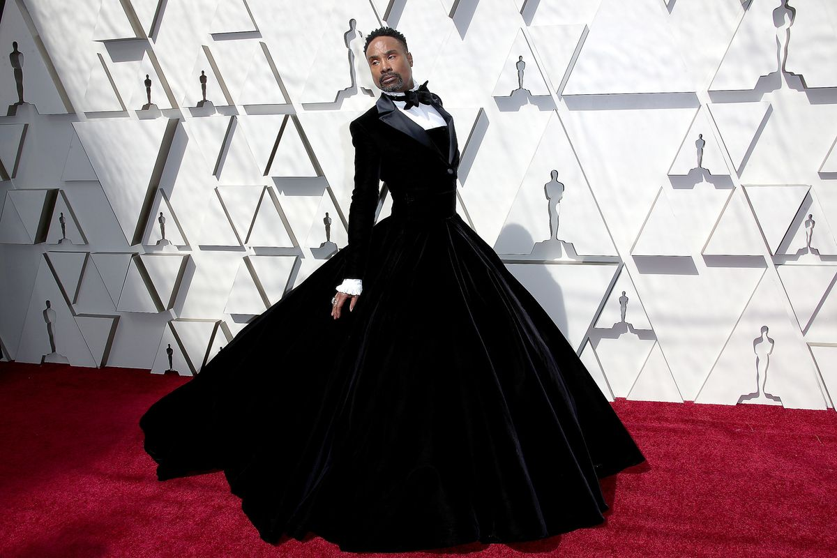 Fashion FanFic: Billy Porter as the Fairy Godmother