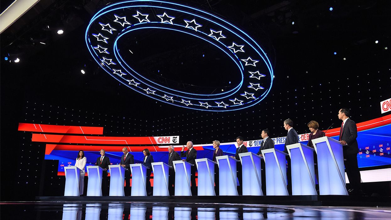 Debate Moderators Have Time to Ask About Bipartisan Friendship, but Not Climate Change