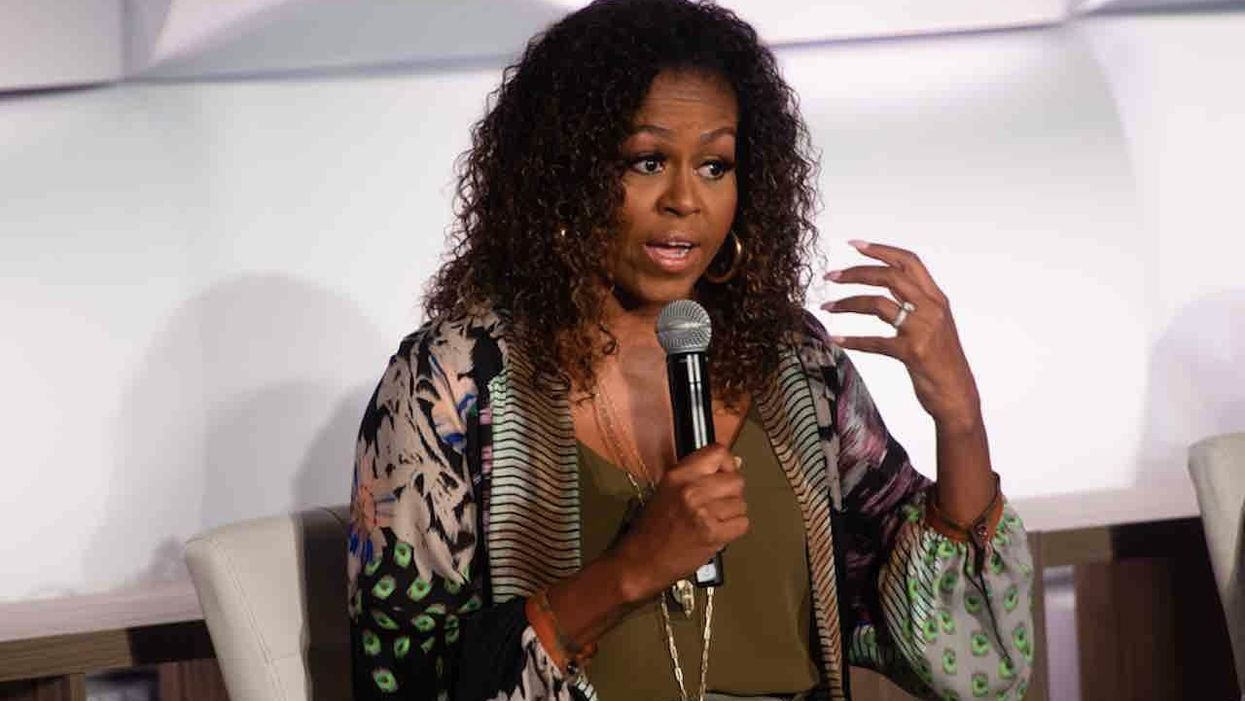 Poll: Michelle Obama would be Democratic frontrunner if she entered New Hampshire primary race