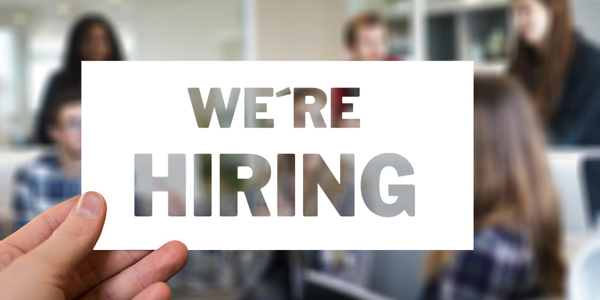 We're hiring! Looking for a director of audience solutions