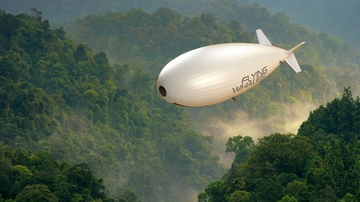 Are solar-powered airships the future of cargo delivery?