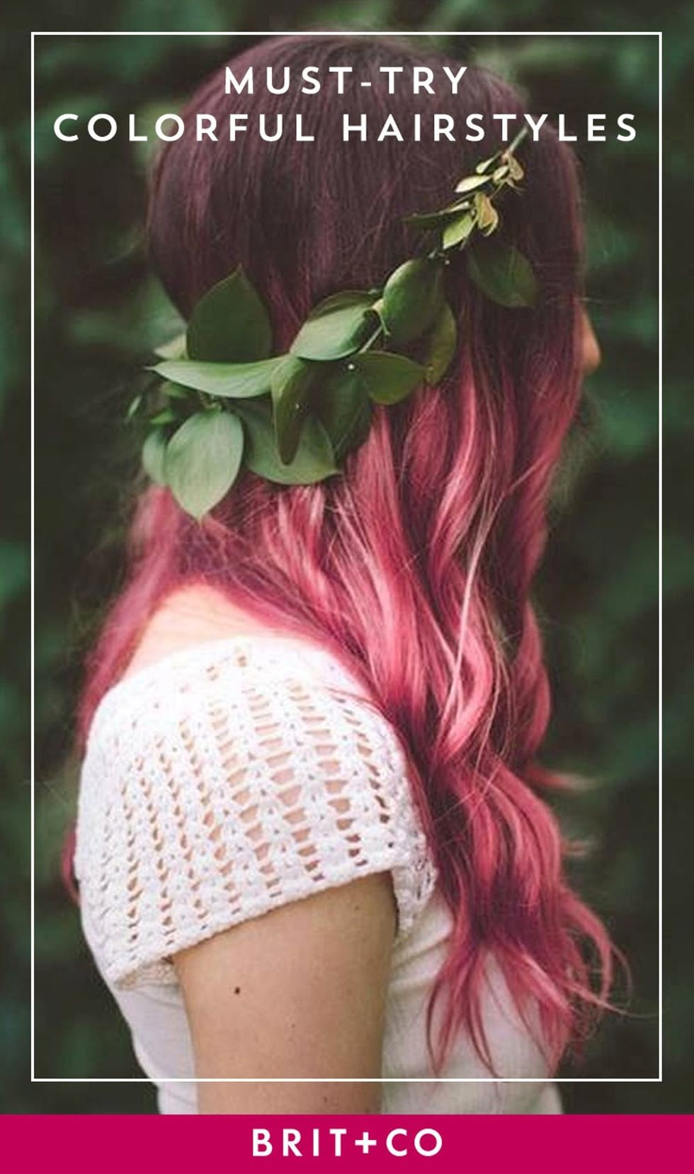 24 Colorful Hairstyles to Inspire Your Next Dye Job - Brit + Co