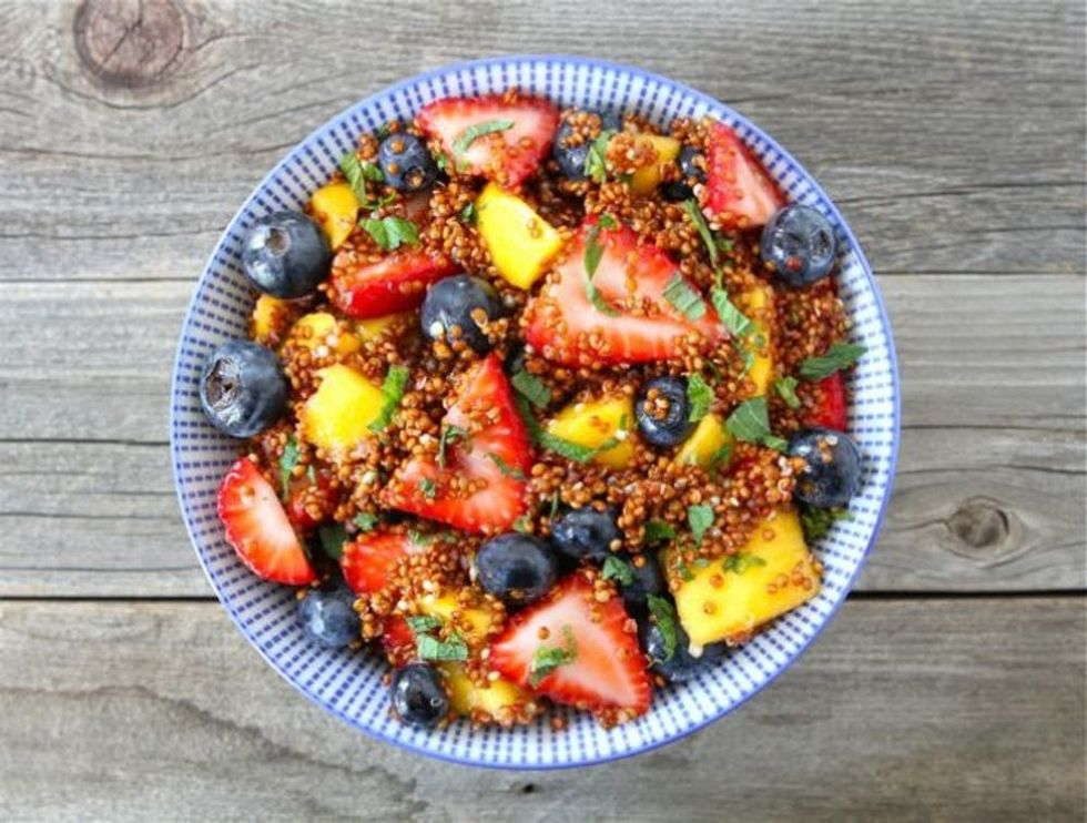 18 Fruit Salads That Aren't Filled With Cantaloupe