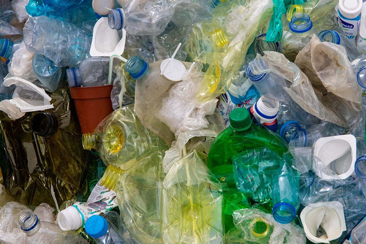 The U.S.'s largest trash hauler has stopped exporting plastic waste to other countries