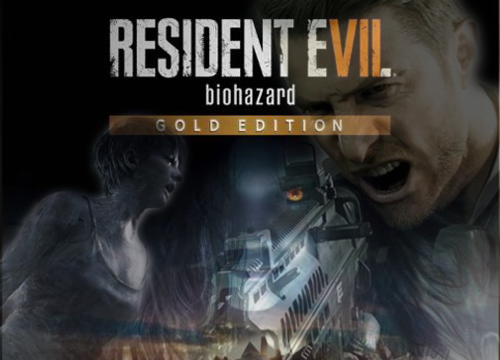 What Dlc Is Included In Resident Evil 7 Biohazard Gold Edition