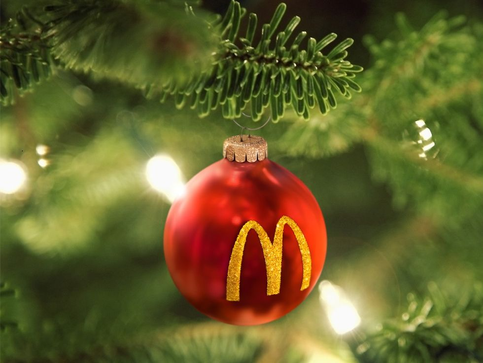Is McDonald's Open on Christmas Day