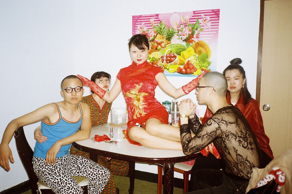 Luo Yang Captures China's Fluid 'New Generation'