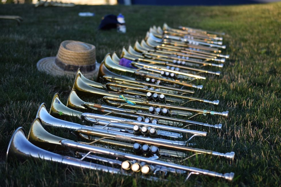 Are Unfit Leaders A Normal Part Of Marching Band?