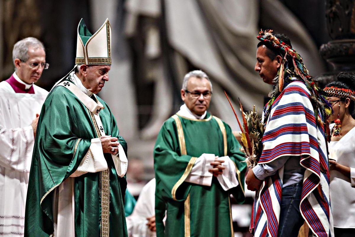 I preti sposati non sono solo per l'Amazzonia