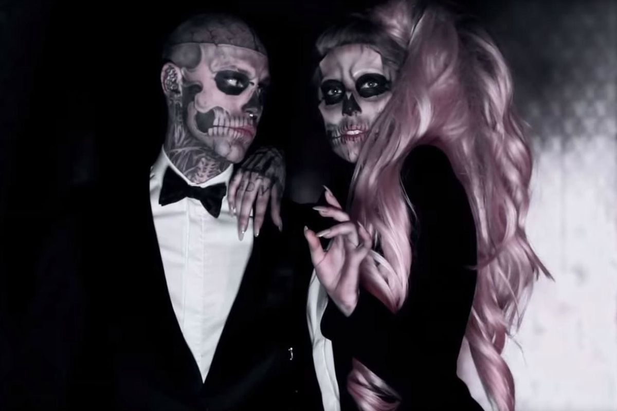 Zombie Boy's Death Ruled Accidental