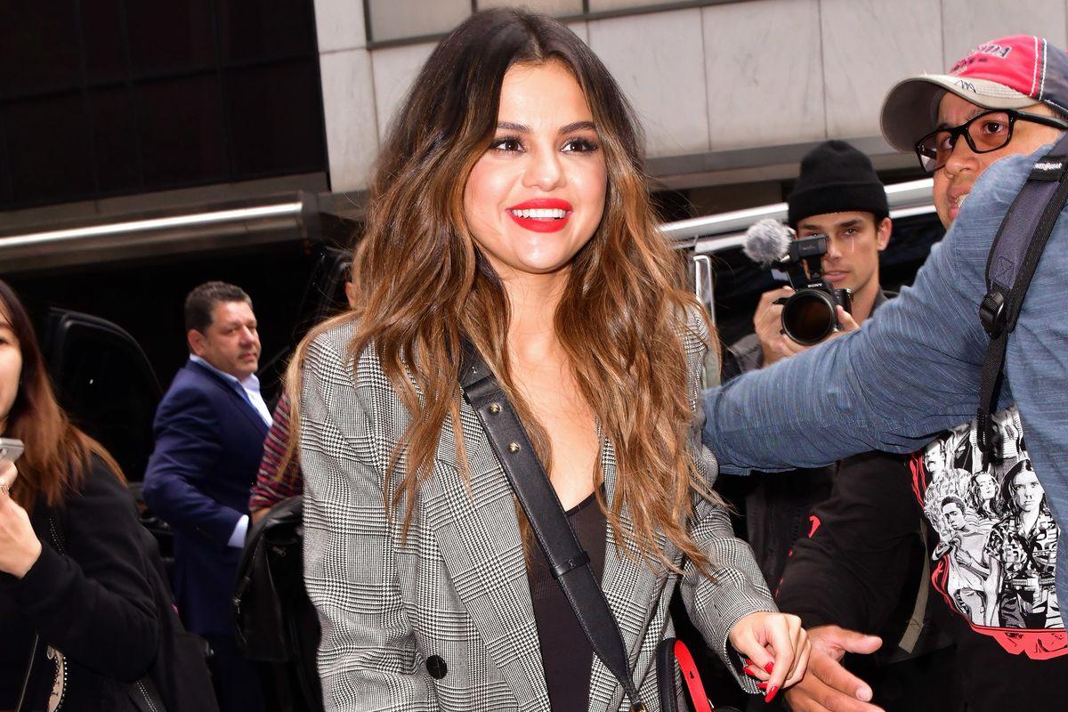 Selena Gomez Partied in Bushwick Last Night