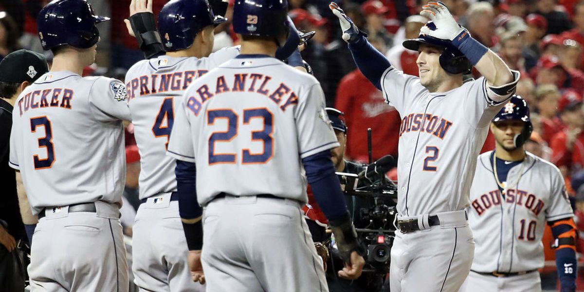 Fear ye not: how MLB history provides plenty of reasons for Astros fans to believe