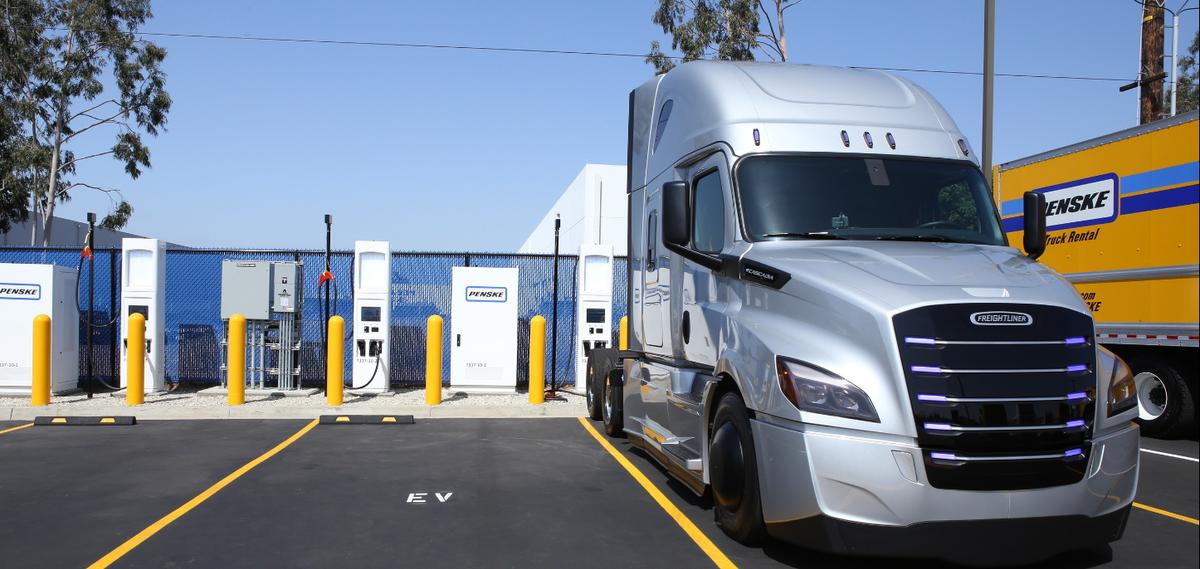Penske Expert to Discuss EV Truck Efforts at Fleet Forward Conference