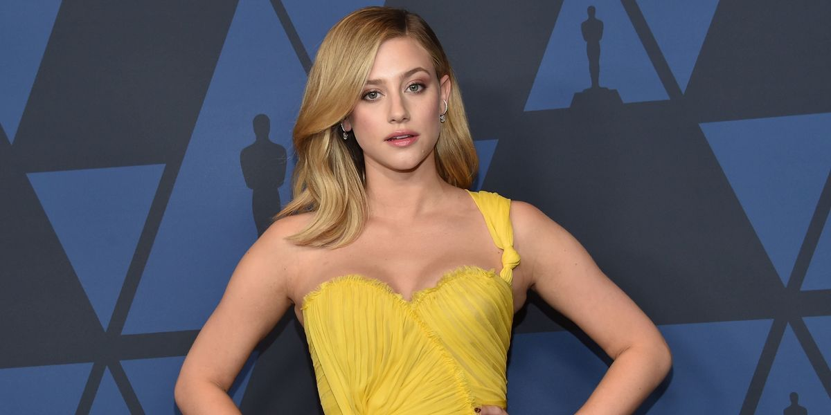 Lili Reinhart Talks Poetry and Her 'Hustlers' Hair Pouf