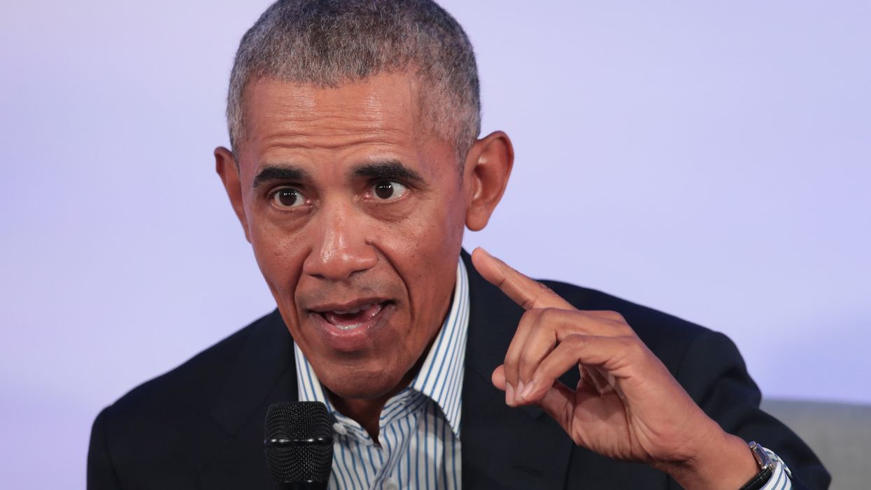 Obama shoots down 'woke' political purists, derides cancel culture on social media and college campuses