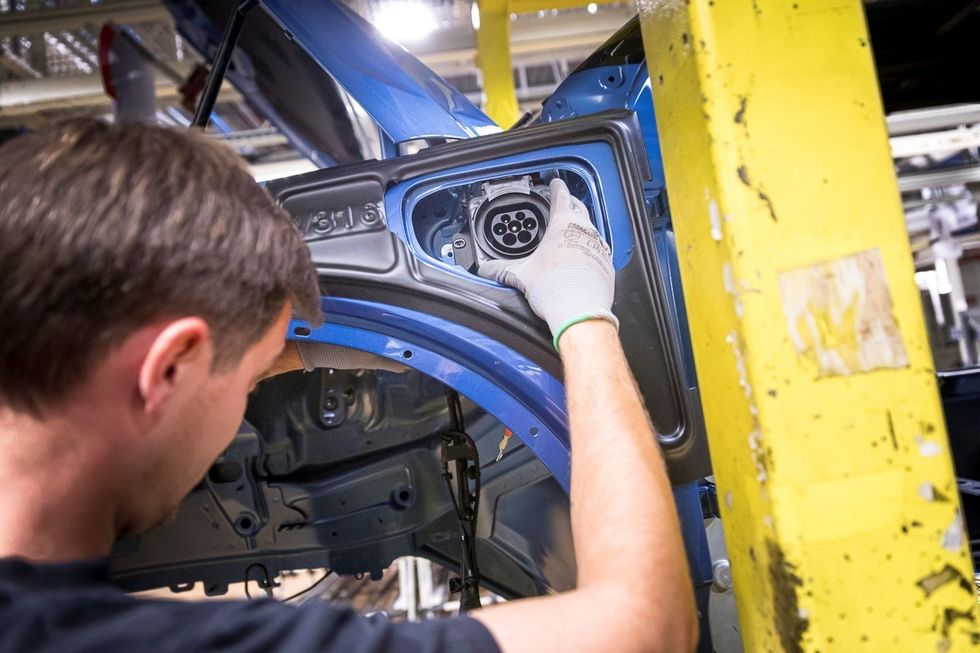 Volvo manufacturing