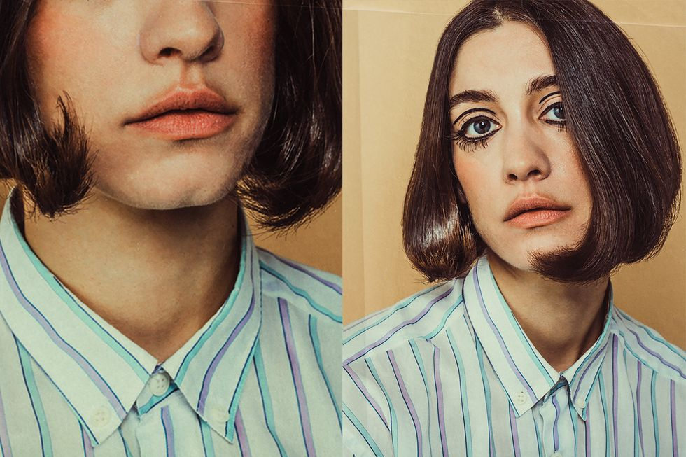 editorial belleza looks anos 50 60