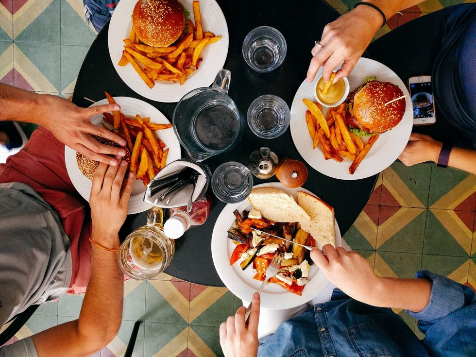 Top 5 Best Places To Eat Near FSU's Campus If You're Bored Of Your Dining Plan