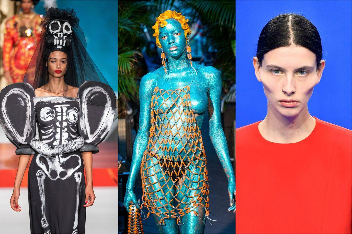 7 Runway Looks Celebrities Should Wear for Halloween