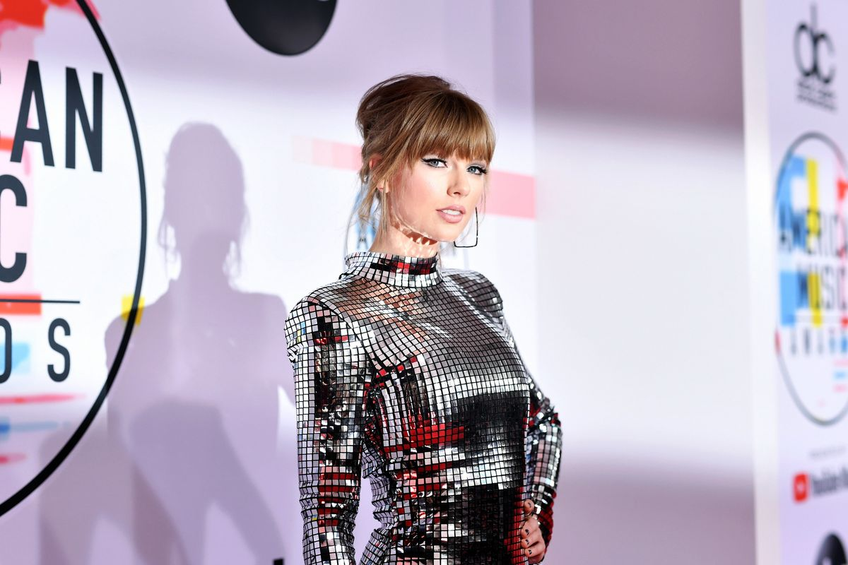 Taylor Swift On The Slut Shaming Minimization She Experienced Paper