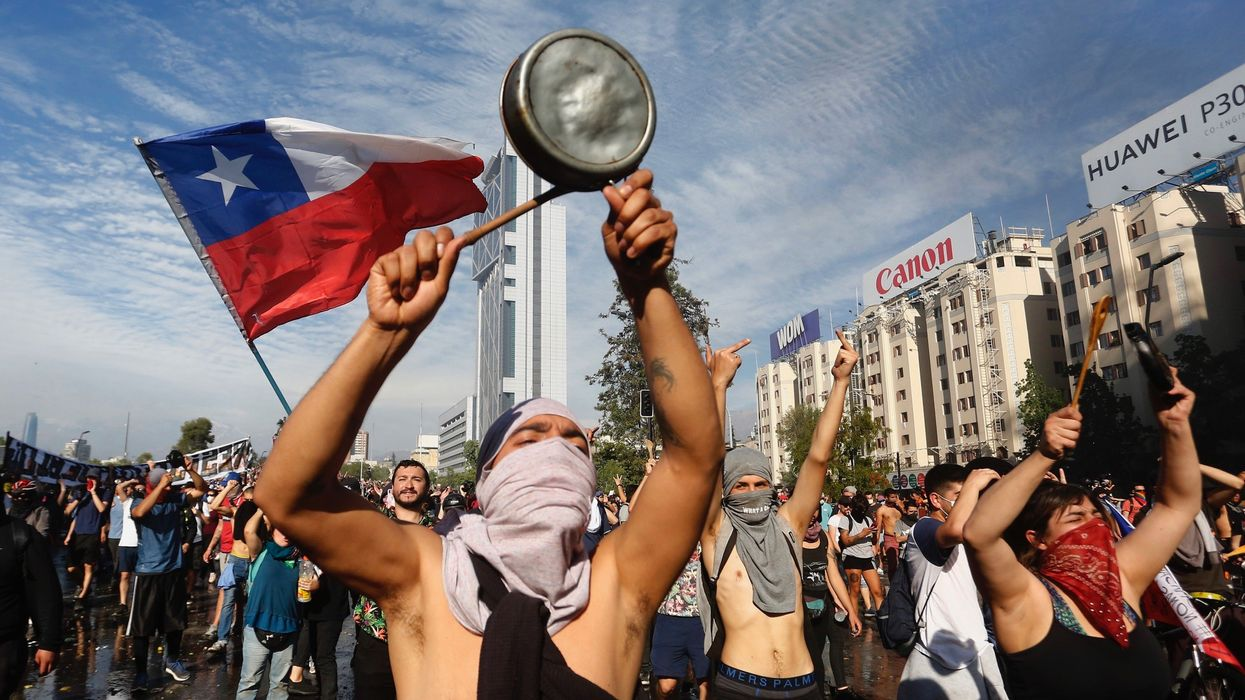Chile Pulls Out of Hosting COP25 Following Weeks of Protests