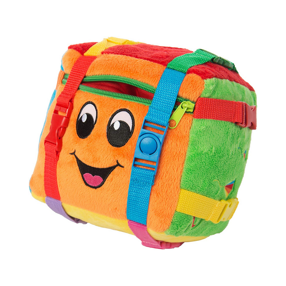kids buckle toy
