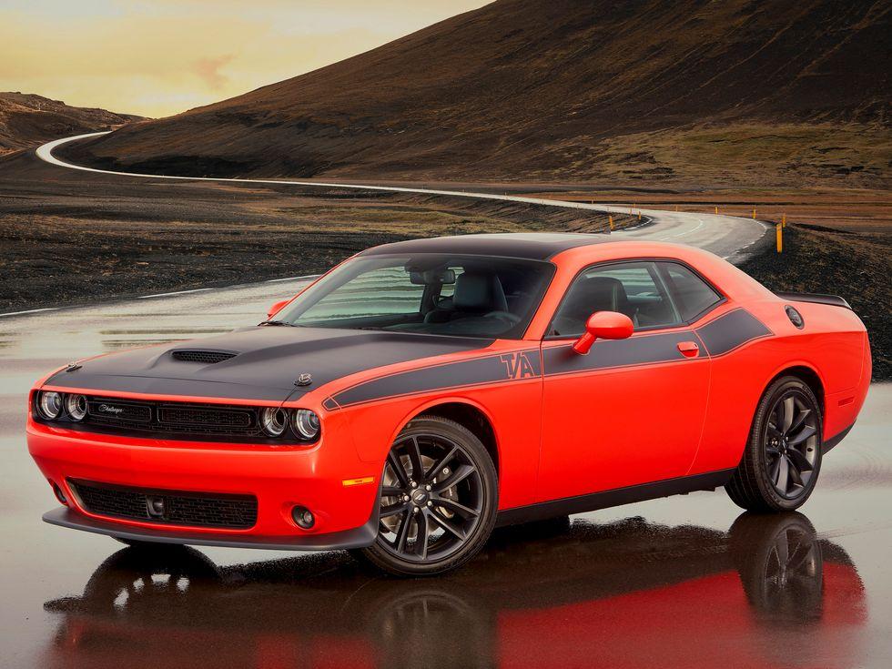 2020 Dodge Challenger T/A