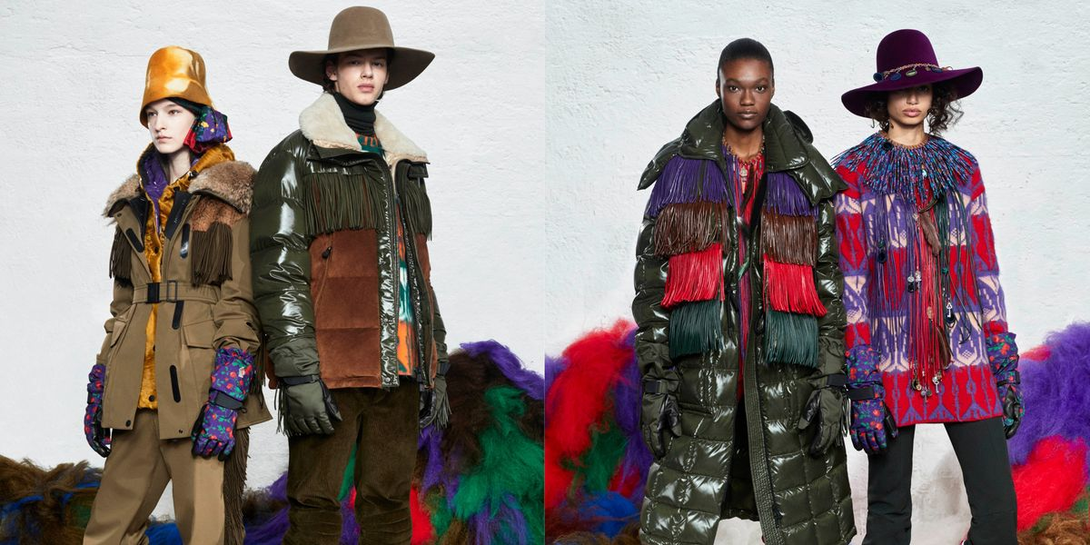 Moncler Drops Festival-Themed Line of Ski and Snow Gear