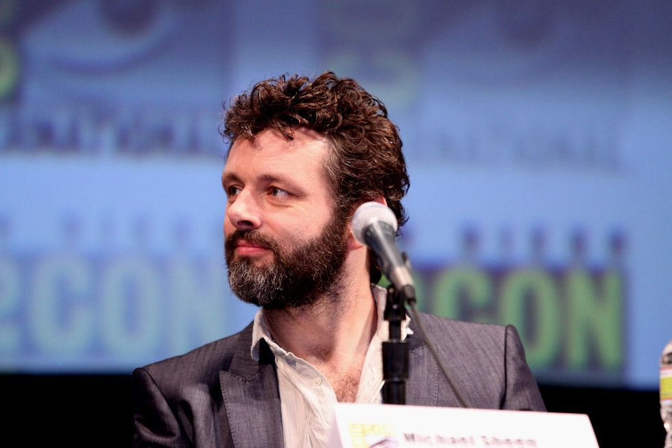 Twitter Fandom Proposed To Michael Sheen Over The Weekend, And He Actually Accepted