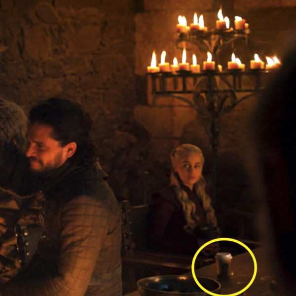 Daenerys Snitches on 'Game of Thrones' Starbucks Cup Owner