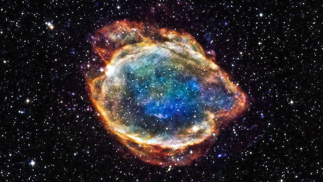 New study says cosmic acceleration and dark energy don't exist