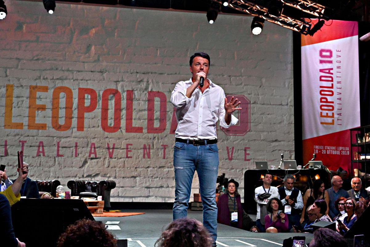 Milioni all'uomo della Leopolda dati da Toto per il Giglio magico