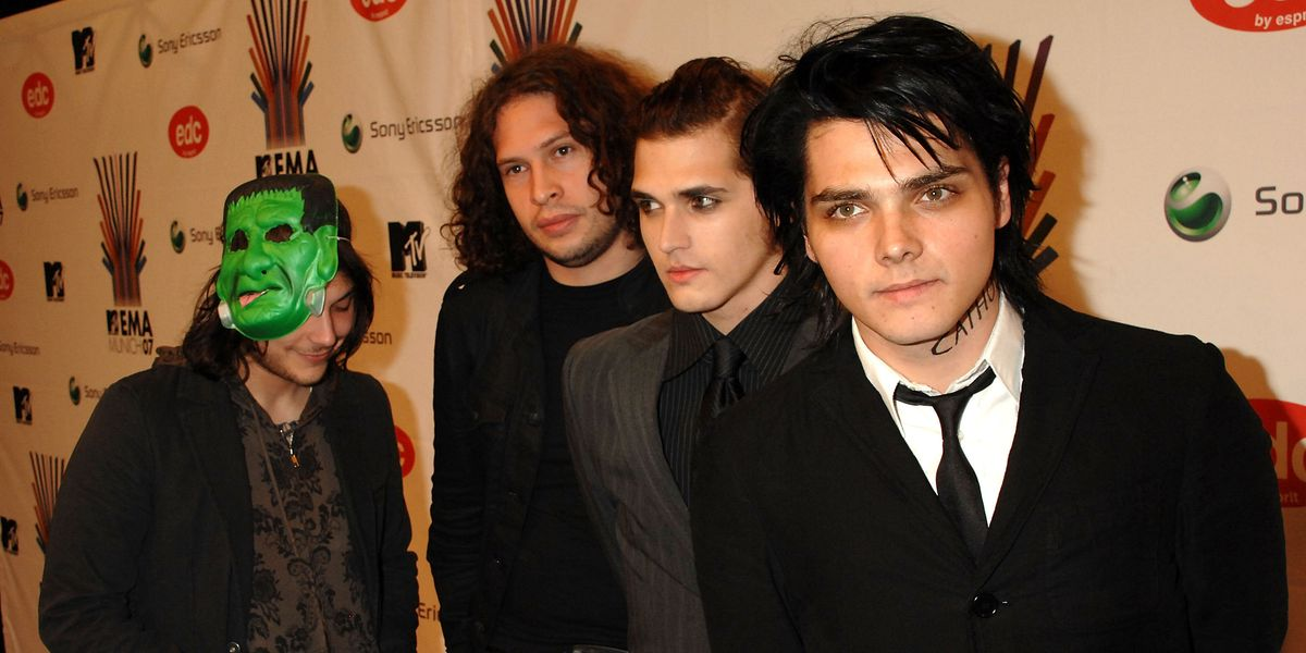 My Chemical Romance Reunite After 6 Years