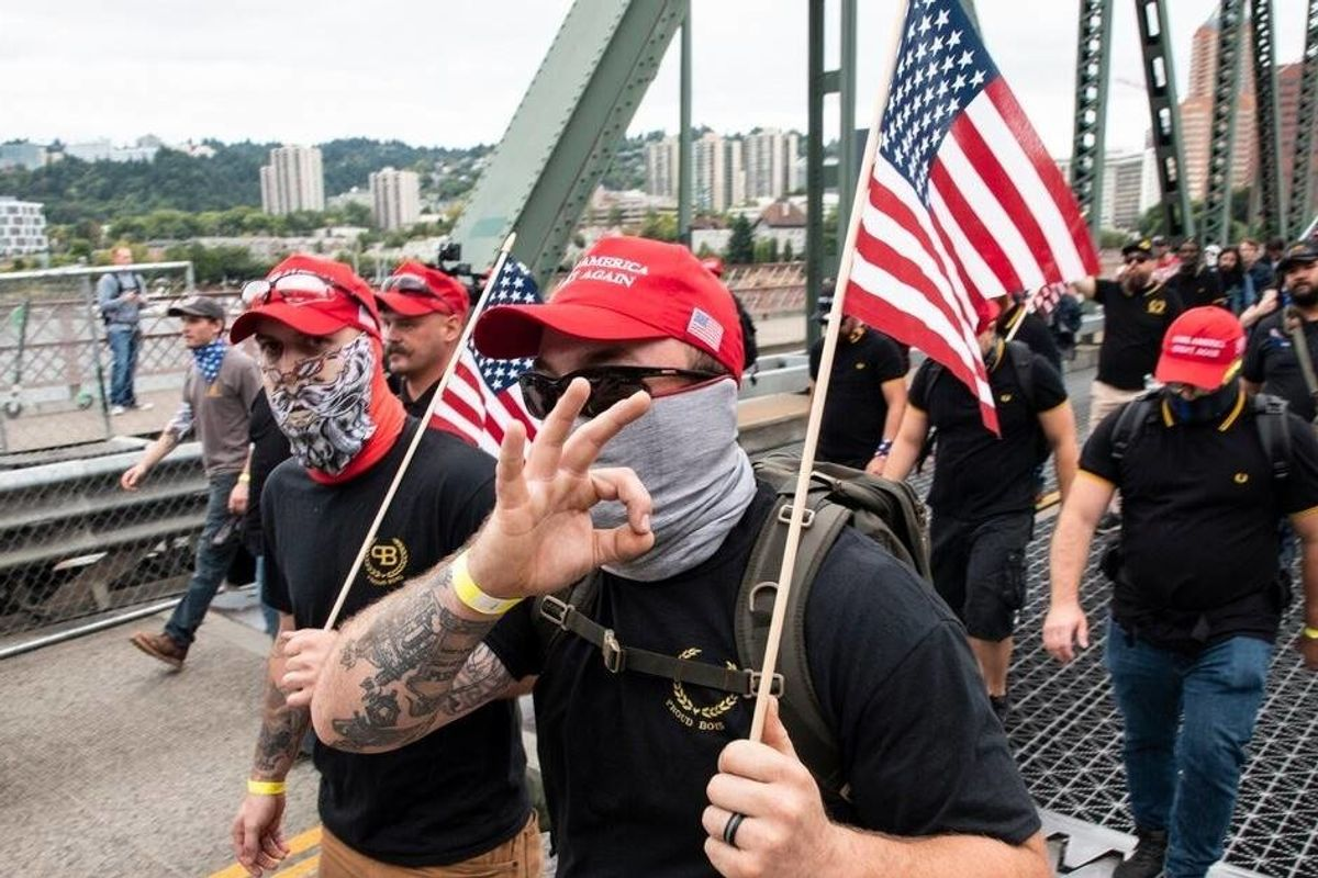 White supremacist group accidentally raises $36,000 to help undocumented people