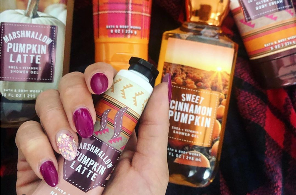 10 Holiday-Themed Bath & Body Works Lotions That'll Make You Smell Better Than A Christmas Cookie