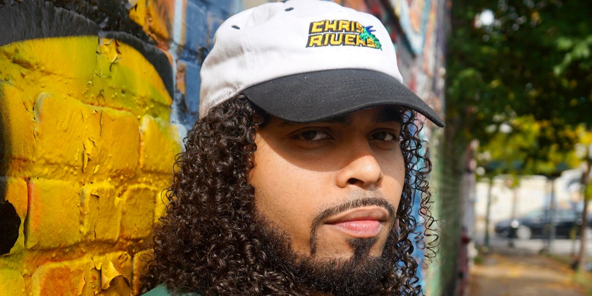 Chris Rivers Wants You to Know You're Worthy